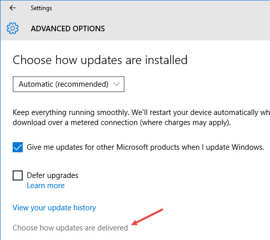 win10-clear-update-cache-choose-how-updates-delivered